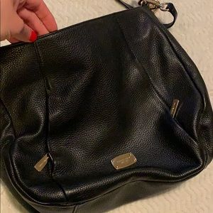Black Michael Kors crossbody bag